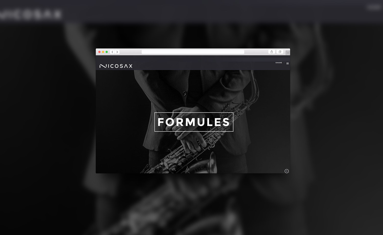 Nicosax site formules