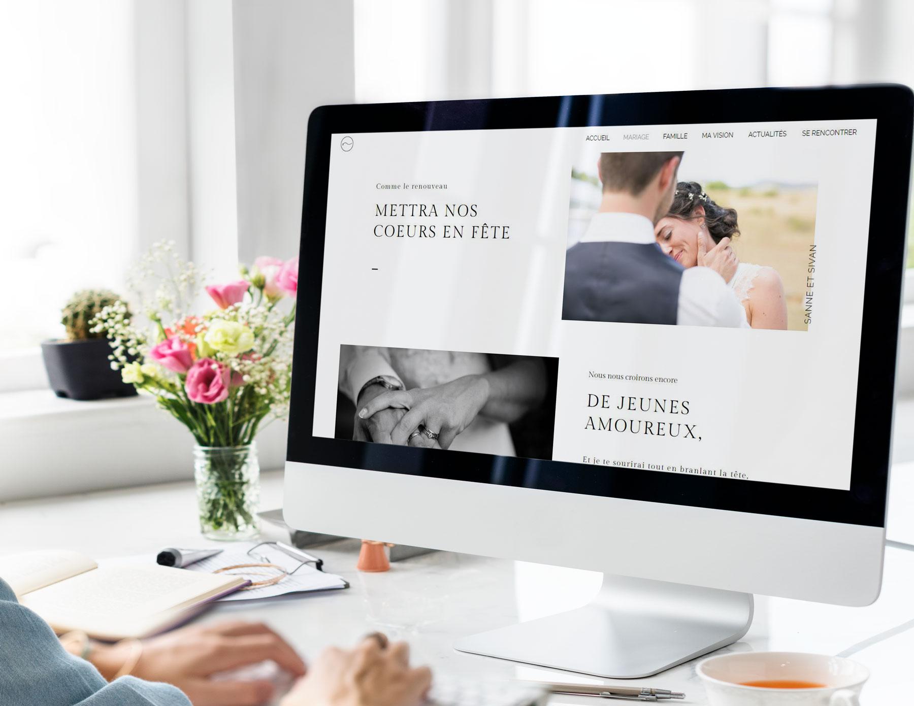 Aurelie Ferrer site web photographe