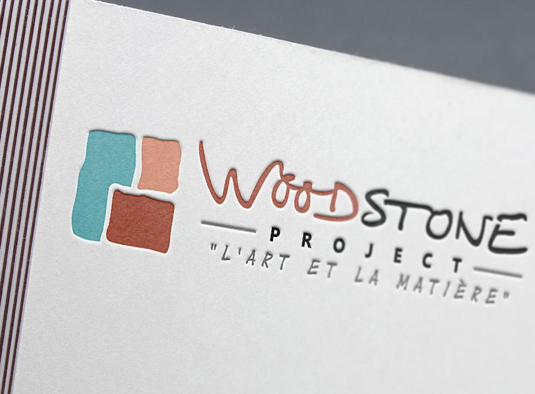 Woodstone carte visite