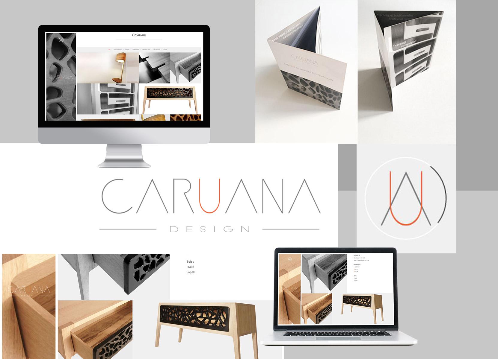 Caruana réalisation