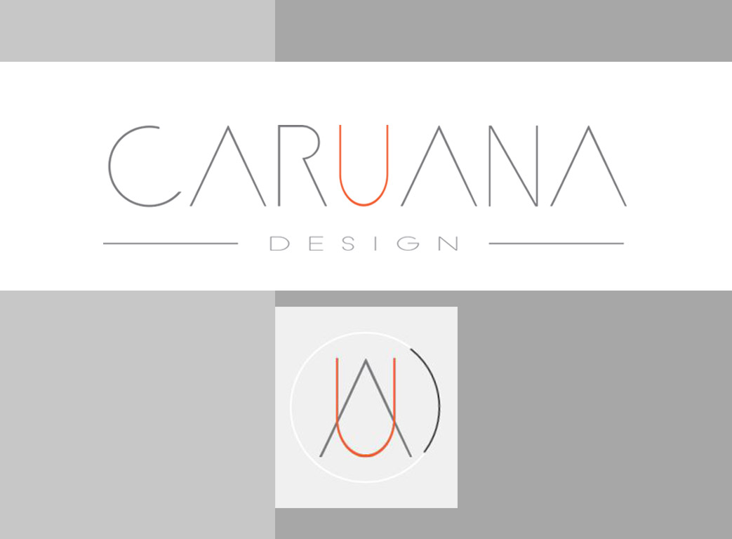 Caruana logo design 2