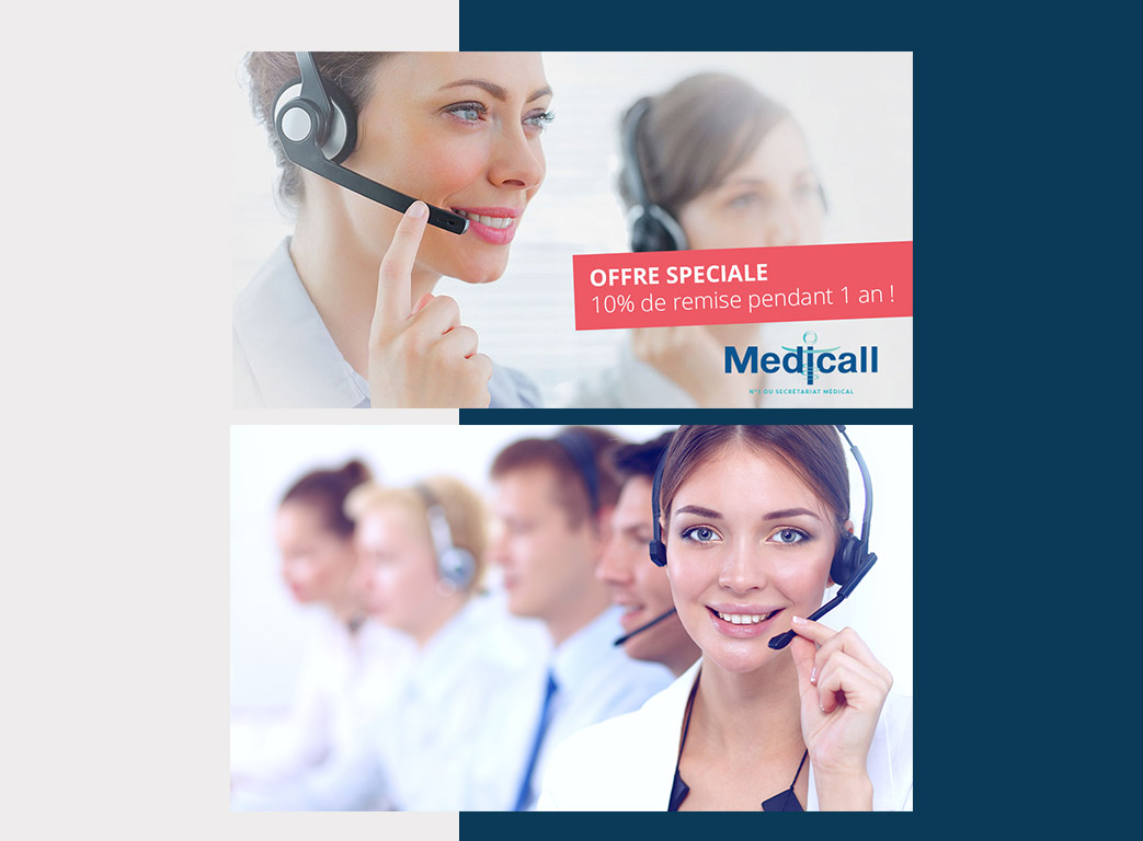 Medicall offre speciale