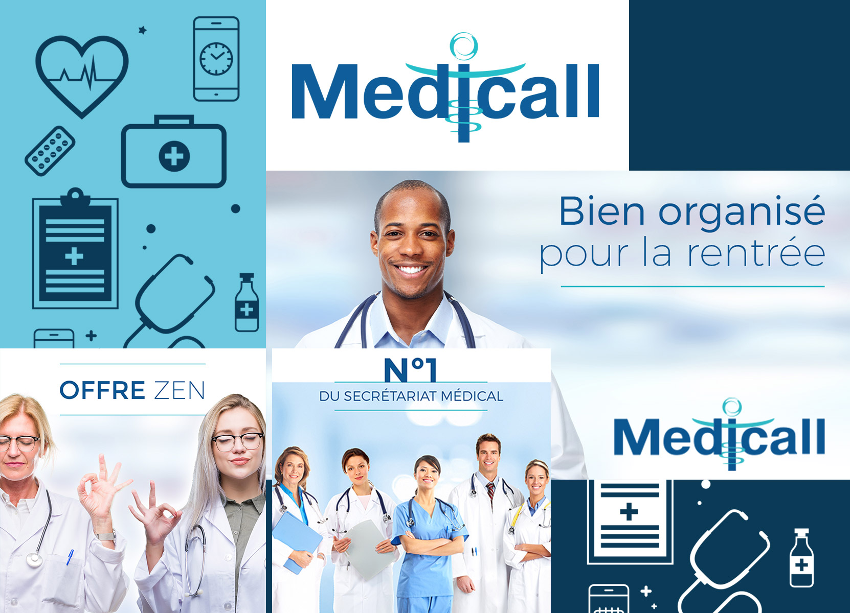 Medicall réalisation