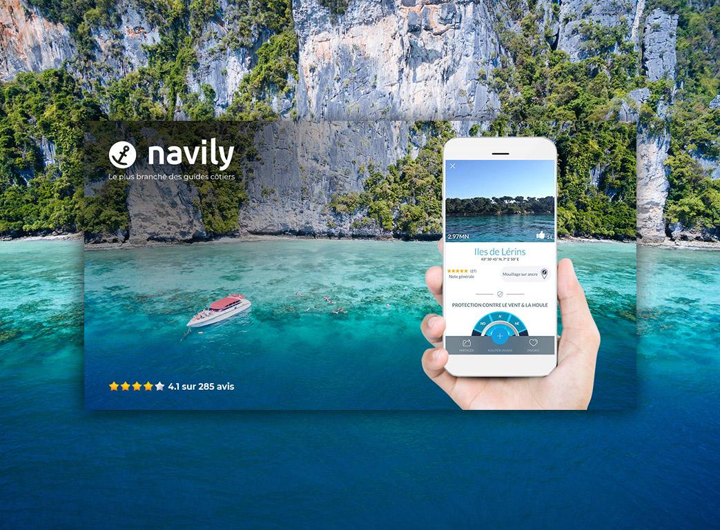 Navily application