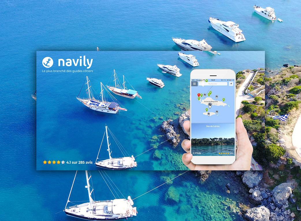 Navily application 2