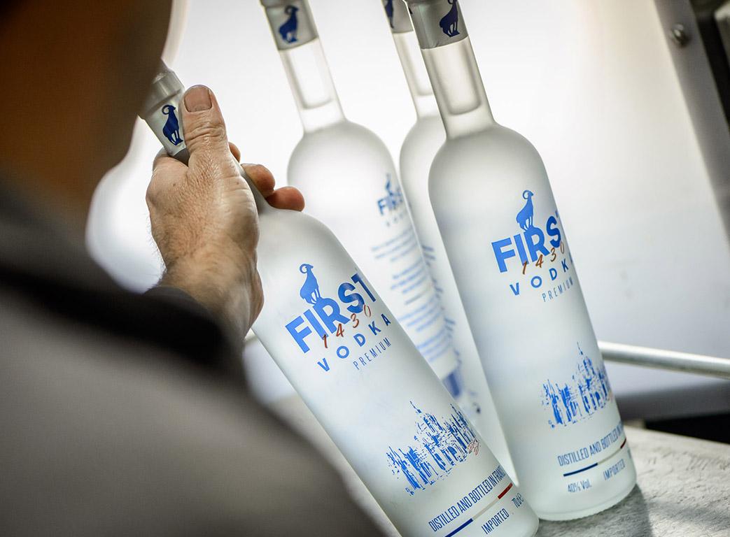 First Vodka photo 1
