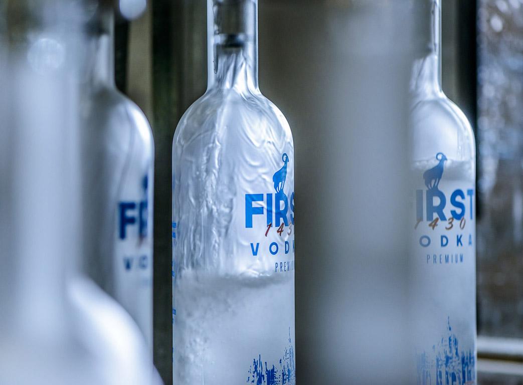 First Vodka photo 2