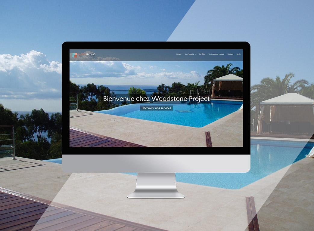 Woodstone site web