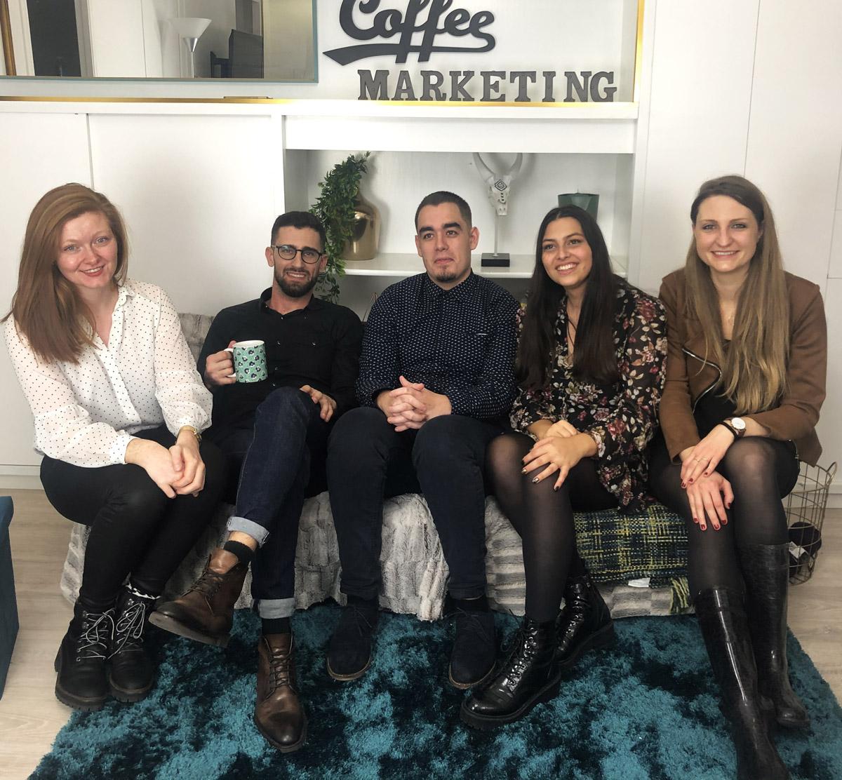 Team Coffee avant 3